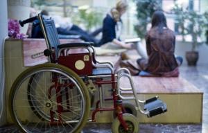 Товары для инвалидов или как сделать «барьерную среду» доступной