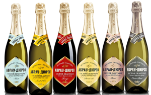 Как получают шампанское Абрау-Дюрсо?