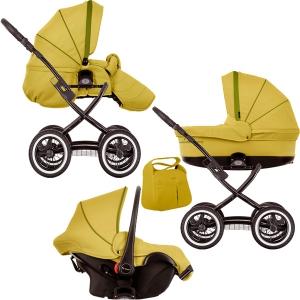Детская коляска Noordi Sun Classic 2 в 1: легкость и удобство прежде всего