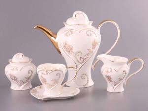 Какие бывают материалы для изготовления и дизайнерские решения чайных сервизов?