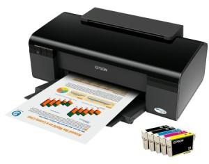 Струйная скоростная печать. Преимущества и недостатки