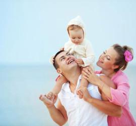 Как провести отпуск с маленькими детьми?