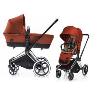 Широкий ассортимент детских колясок итальянского производства
