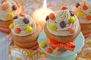 Капкейки и печенье на Хэллоуин: вкусный праздник!
