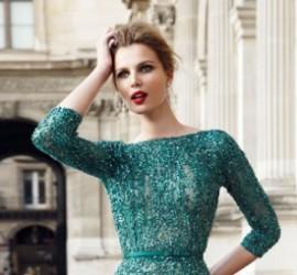 Какого цвета должно быть ваше платье для прогулки?