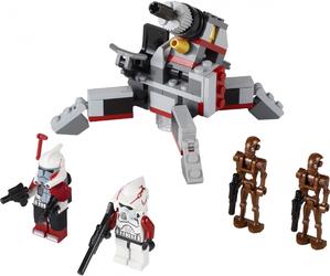 Перенеситесь в мир космических баталий с конструктором Lego Star Wars