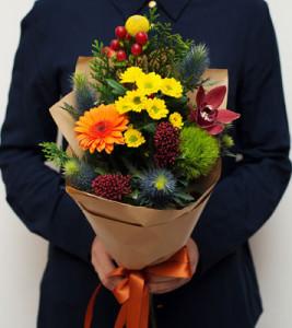 Уникальный сервис доставки цветов в прекрасном городе Владивосток