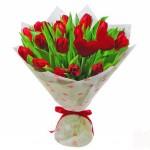 Аккуратная и быстрая доставка свежих цветов в Сумах