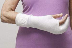 Переломы кисти руки
