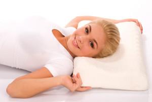 Сладкий сон и ортопедическая подушка
