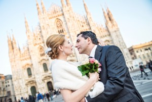 Стиль во всем или свадьба в Милане
