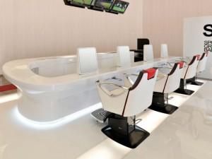 Как выбрать парикмахерское кресло, которое будет удобным для клиента