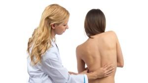 Лечение сколиоза с помощью компрессов