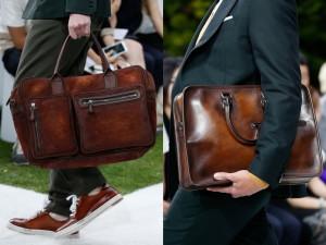 Мужская сумка как неотъемлемый атрибут современного джентльмена