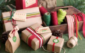 Подарок начинается с его упаковки