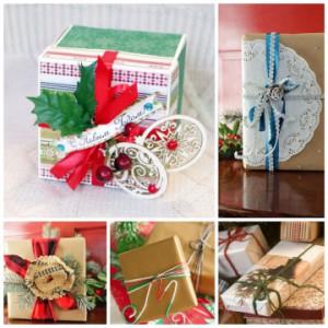 Упаковка для Новогоднего сюрприза своими руками