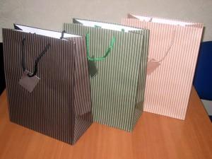 Идеальная упаковка - подарочный бумажный пакет