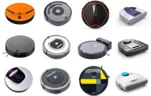 iRobot – компания-лидер на рынке роботов-пылесосов