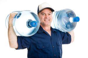 Заказ воды на дом и за город - основные преимущества услуги