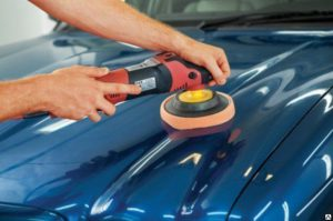 Полировка царапин на кузове автомобиля – лучшее решение