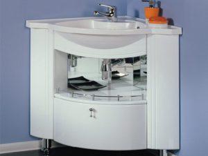 Aquadom – высококачественная и функциональная угловая мебель для ванной