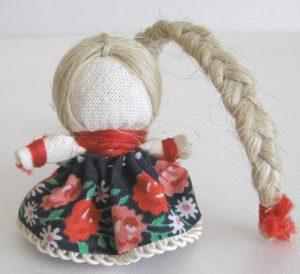Куклы-мотанки немного истории