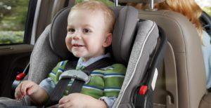 Основная задача детского автокресла