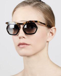 Современные производители готовы предложить разные модели солнцезащитных очков