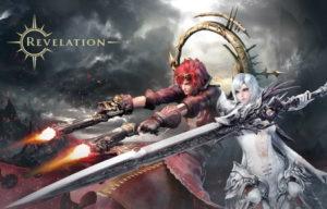 Все лучшее из мира ММОРПГ в игре Revelation