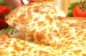 Три основных рецепта пиццы