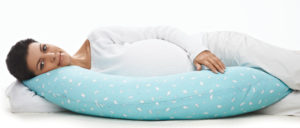 Для каких целей используется ортопедическая подушка для беременных