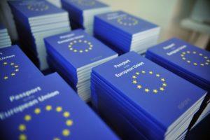Процедура получения европейского паспорта для рядового россиянина