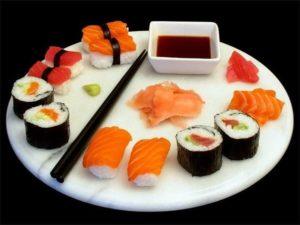 Все известные современным гурманам виды суши