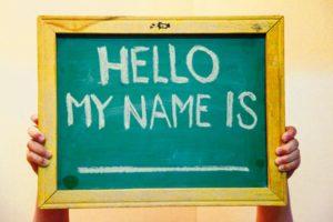 Популярные английские имена на Nameberry