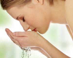 Секрет спасения красоты водой