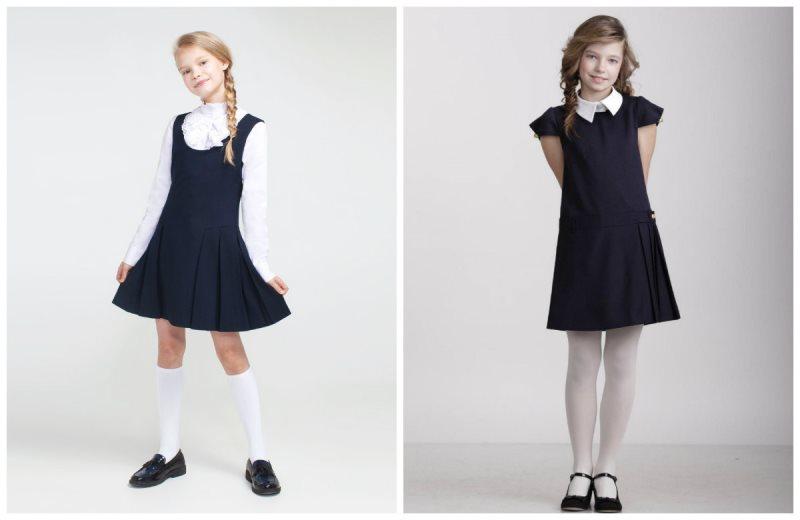 Какие колготки выбрать для девочки в школу