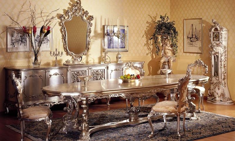 Самая изысканная итальянская мебель