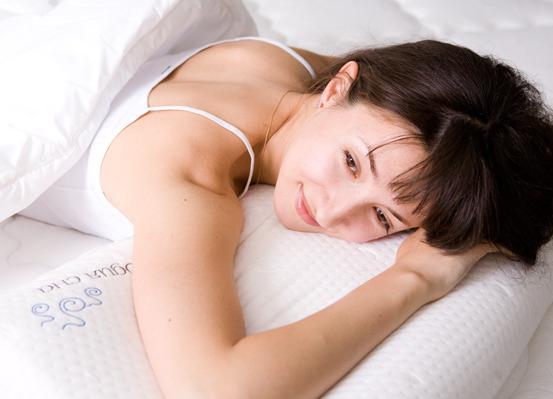Обеспечить здоровый сон поможет хорошая подушка