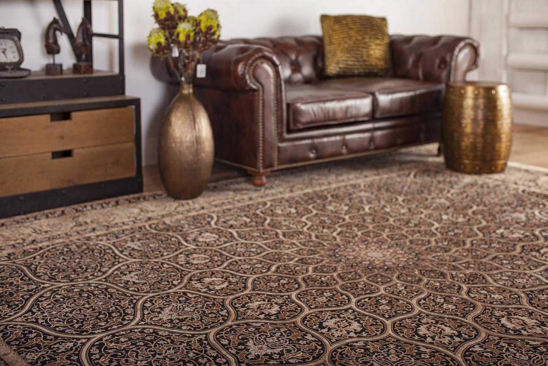 Виды и особенности классических моделей ковров