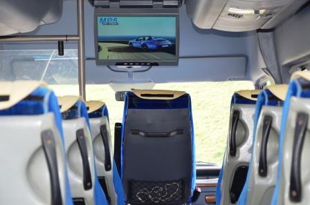 Пассажирские перевозки экспресс Днепр - Киев