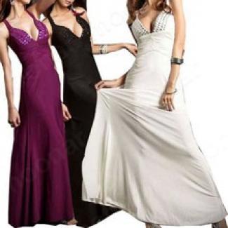 Вечерние платья – привилегия настоящих леди