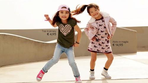 Детская одежда H&M - европейское качество для Вашего ребенка