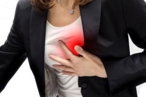 Боль в сердце у женщин: особенности и симптомы