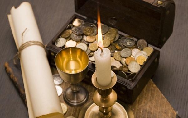 Как привлечь деньги при помощи магии