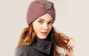 Модные зимние женские шапки в 2018 году