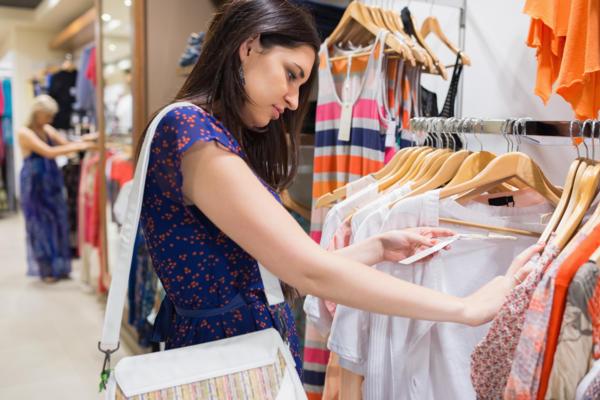 Одежда секонд-хенд правила удачной покупки