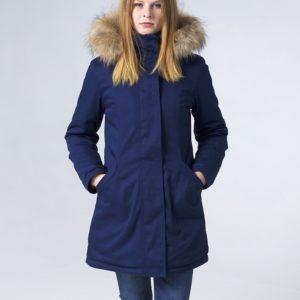 Женские парки - стильные куртки современности