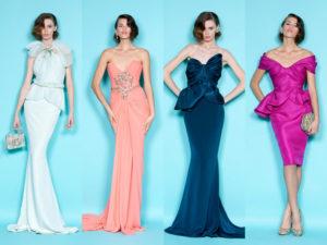 Правильный выбор модного женского вечернего платья