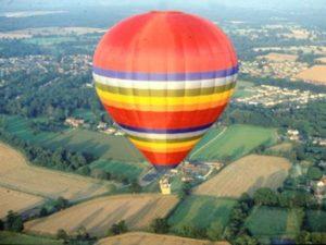 Полет на воздушном шаре – лучший вариант оригинального подарка