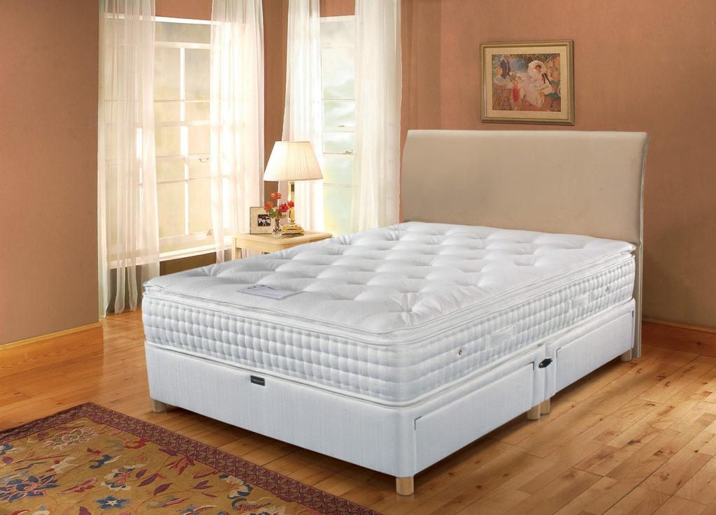 Двуспальные кровати: как выбирать